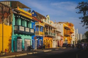 The colonial city of Cartagena, Colombia – photo by Leandro Loureiro