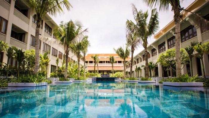 Alma Courtyard, HOI AN