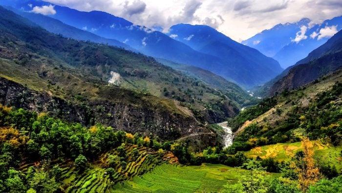 Dhulikhel, Nepal.