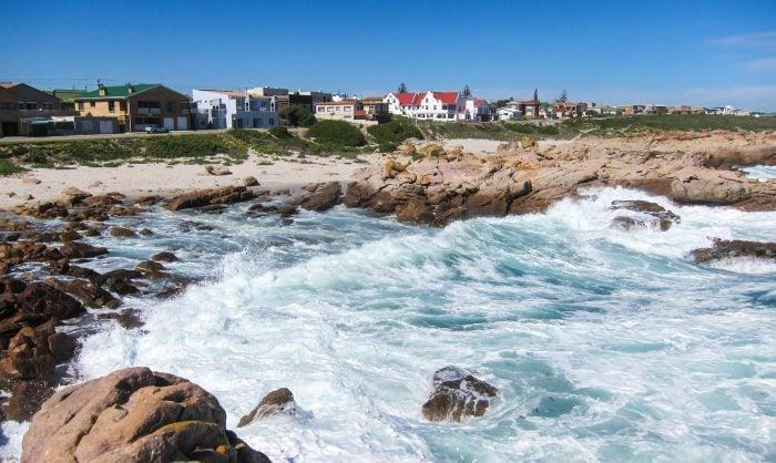 Lambert's Bay on the Cape West Coast.