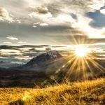 Sunrise Patagonia