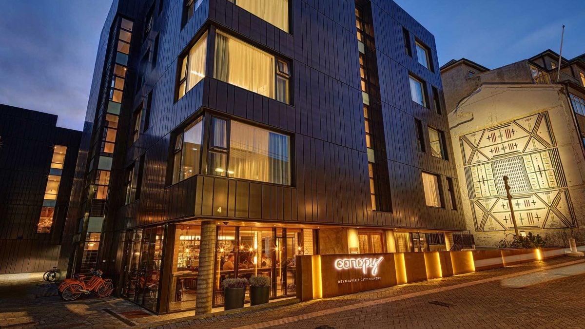 Canopy by Hilton Reykjavik City Centre - Luxury hotel In Reykjavik ...