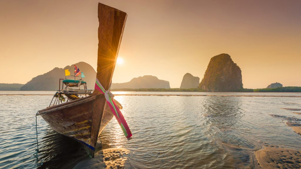 longtail-boat-thailand-sunset