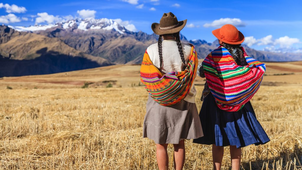 Sacred Valley, Peru.