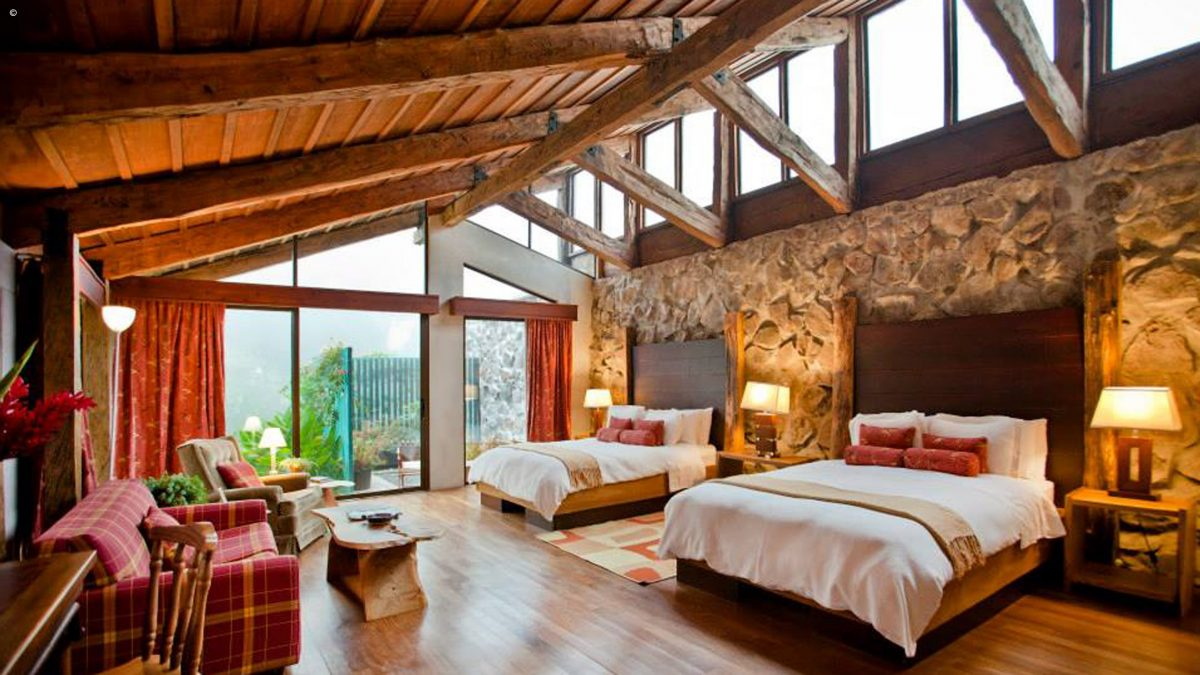 Poas Volcano Lodge - Luxury hotel In The Central Cloud Forests ...
