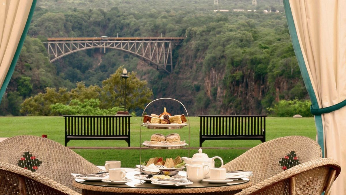 Rooms: Luxury Hotel In Victoria Falls