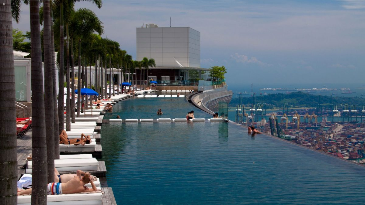 Marina Bay Sands Luxury Hotel In Singapore Jacada Travel