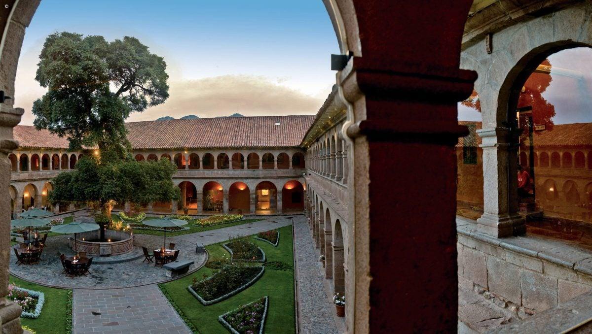 Belmond hotel monasterio luxury hotel in cusco jacada for Hotel luxury cusco