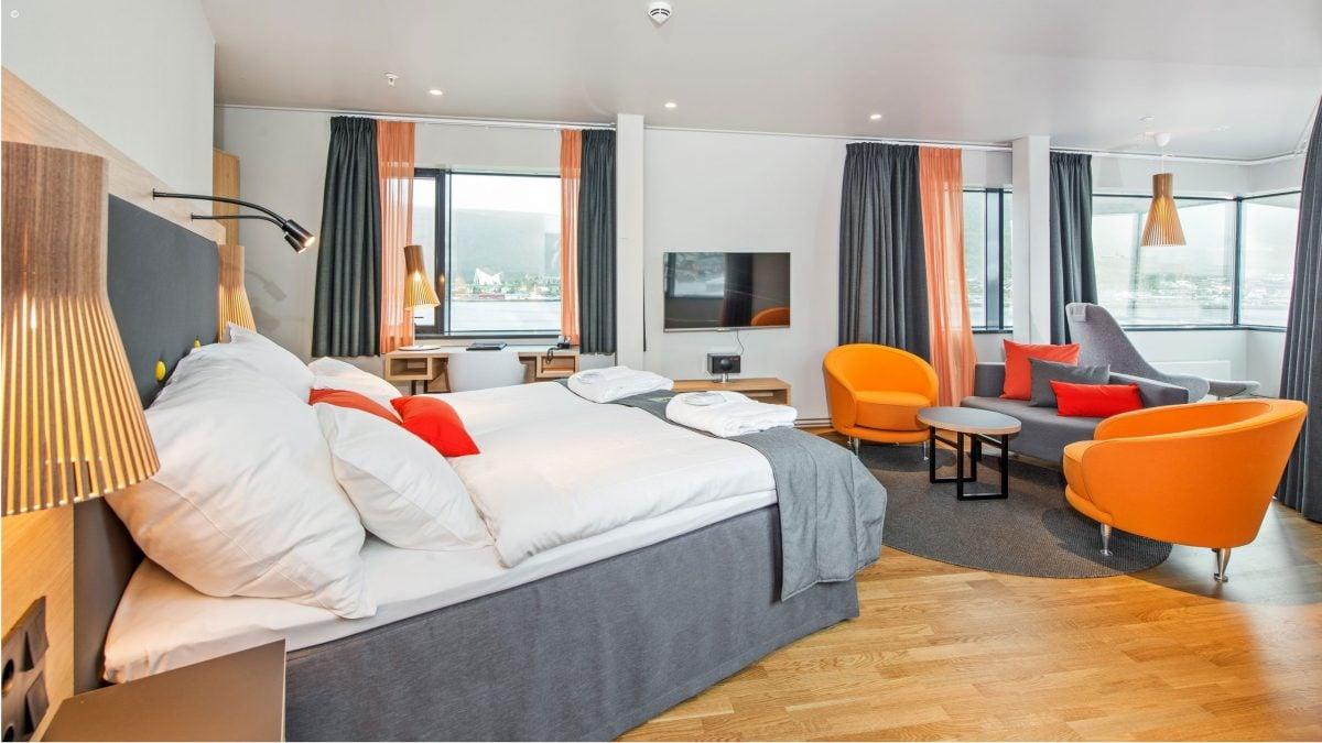 Ada Hotel Room Mean