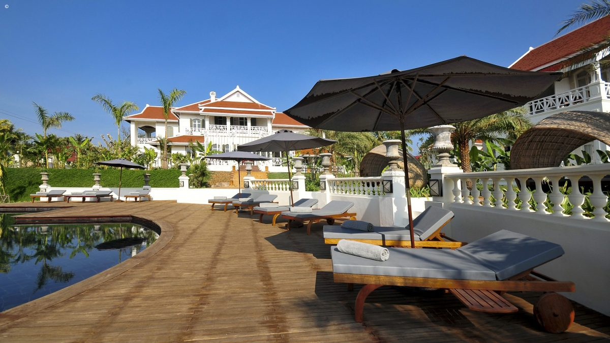 Luang say residence luxury hotel in luang prabang for Luxury hotels in laos