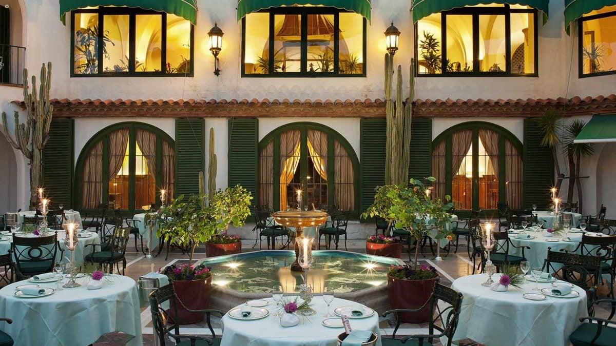 Hostal de la gavina luxury hotel in catalonia and the for Hostal luxury