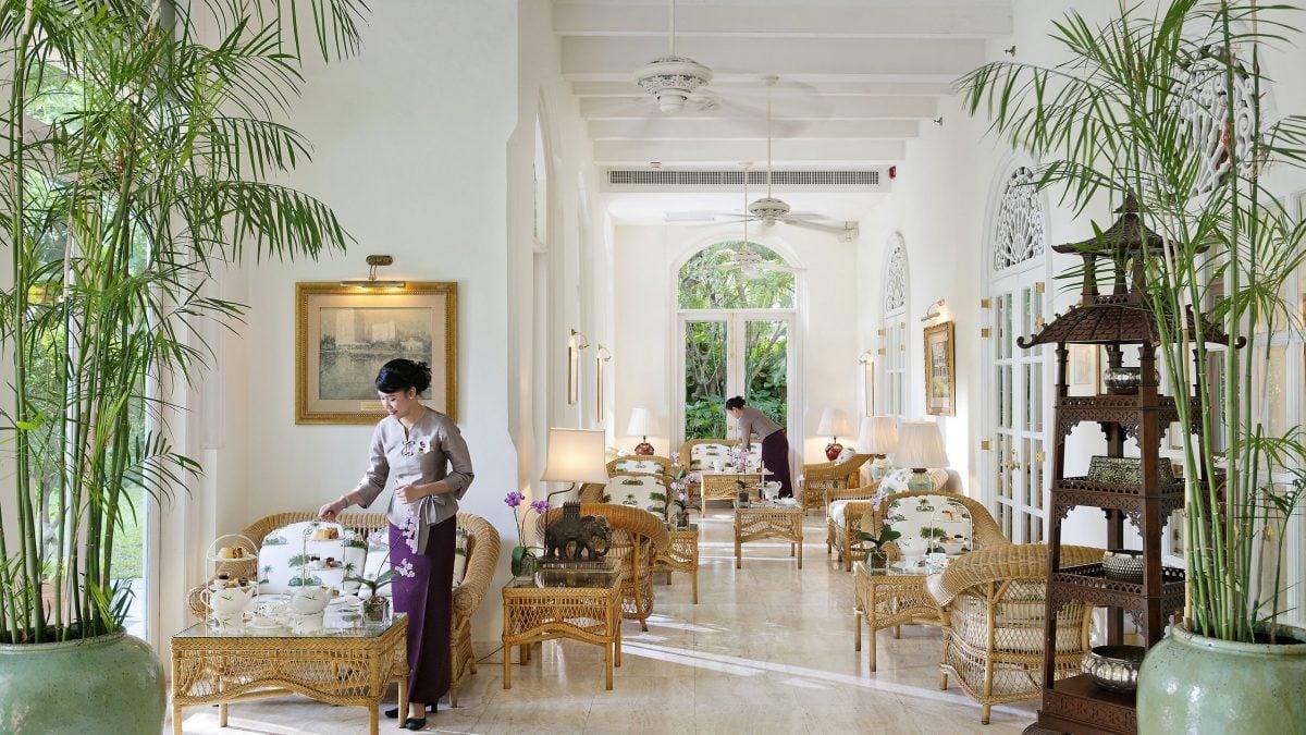 Mandarin Oriental Bangkok - Luxury hotel In Bangkok | Jacada Travel