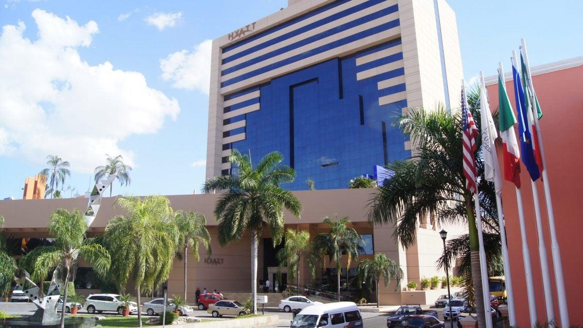 Hyatt regency merida luxury hotel in m rida jacada travel for Hotel luxury merida