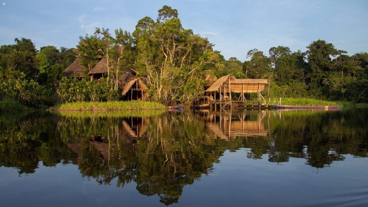 Resultado de imagem para Sani Lodge