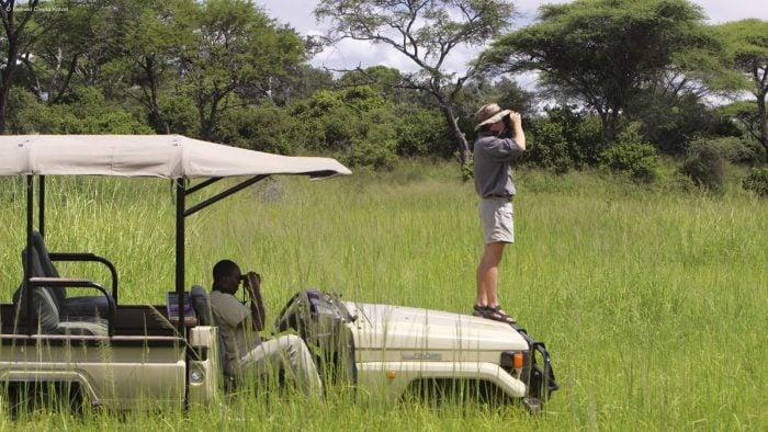 Chada Katavi Game Drive, Katavi National Park, Tanzania