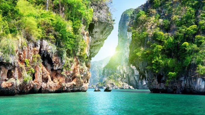 Limestone Islands Phuket