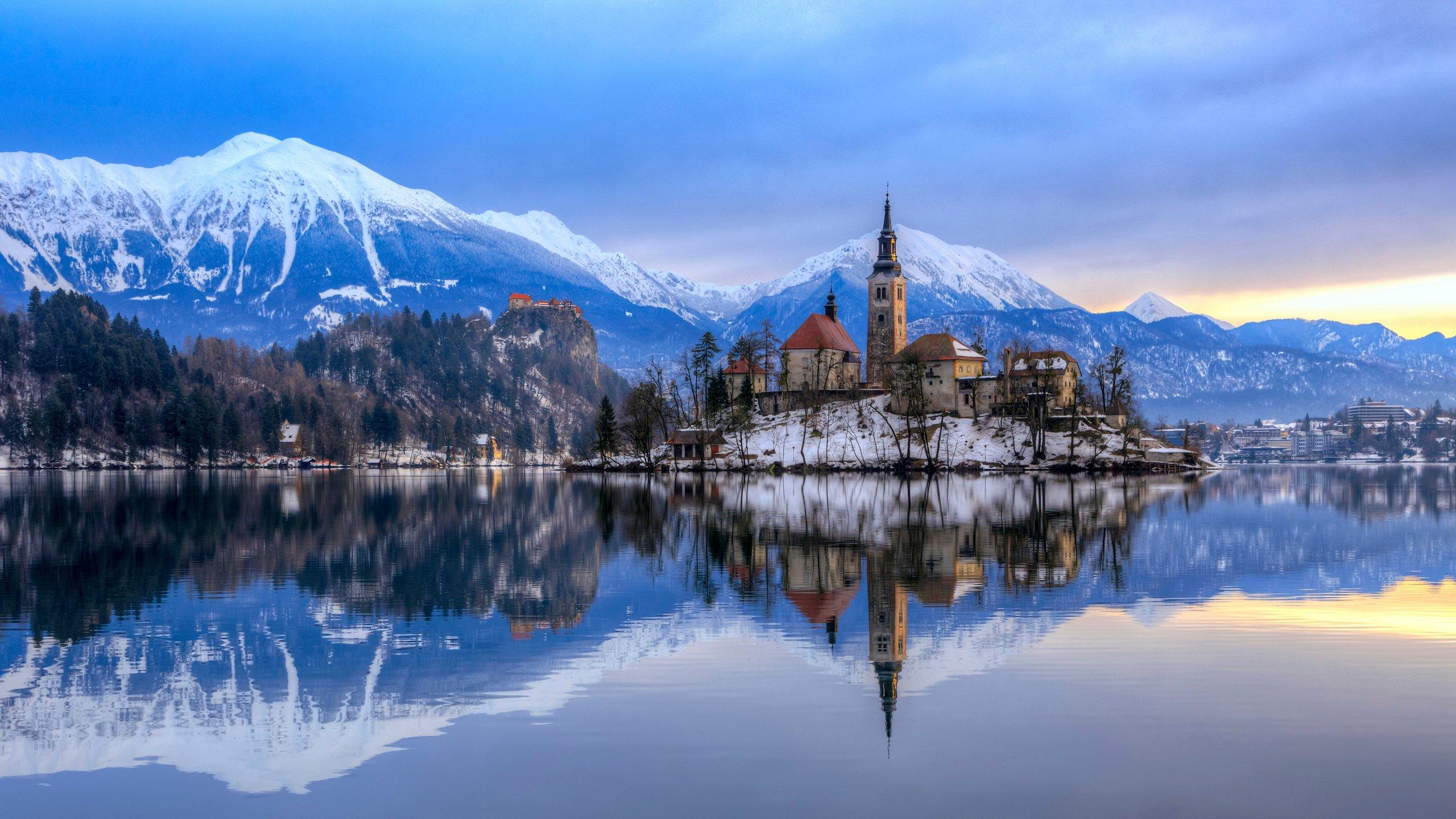 A Magical Winter Break In Slovenia