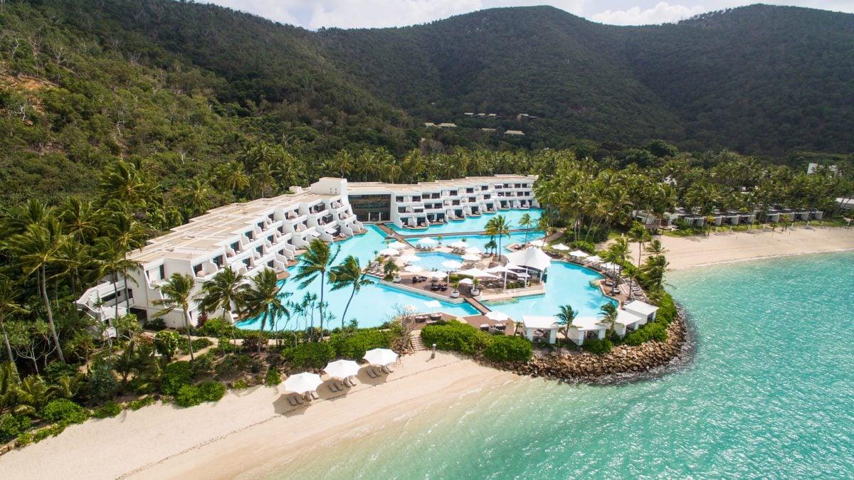 Hayman Island: Hayman Island - Luxury Hotel In Whitsundays