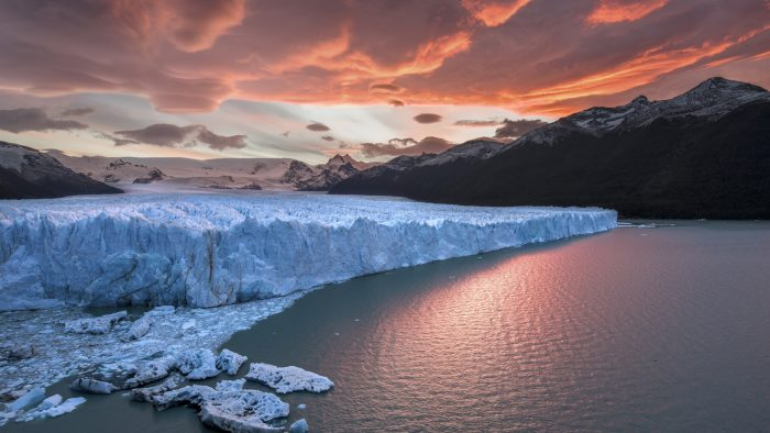 Visit Patagonia in winter