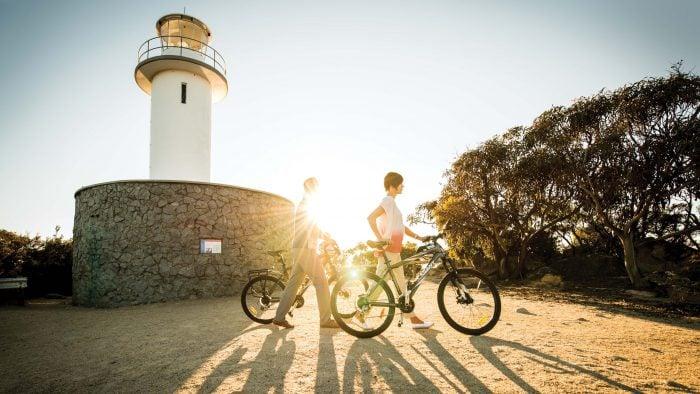 Biking Saffire
