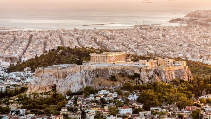 athens-sunset