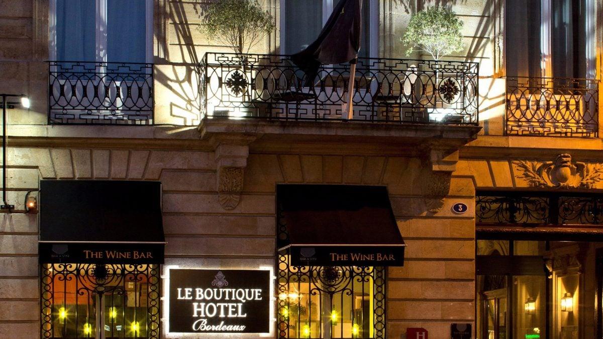 le boutique hotel bordeaux luxury hotel in bordeaux. Black Bedroom Furniture Sets. Home Design Ideas