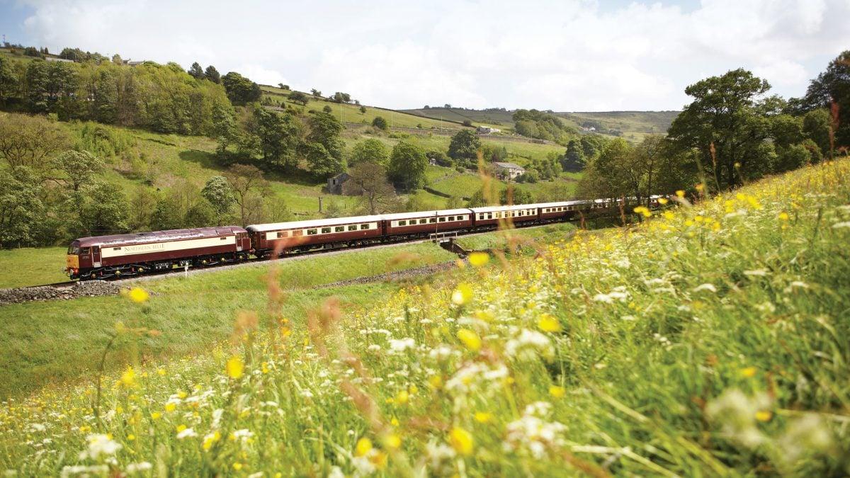 Belmond northern belle luxury hotel in luxury british for Luxury train trips europe