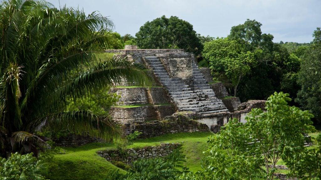 Altun Ha ruins, Belize