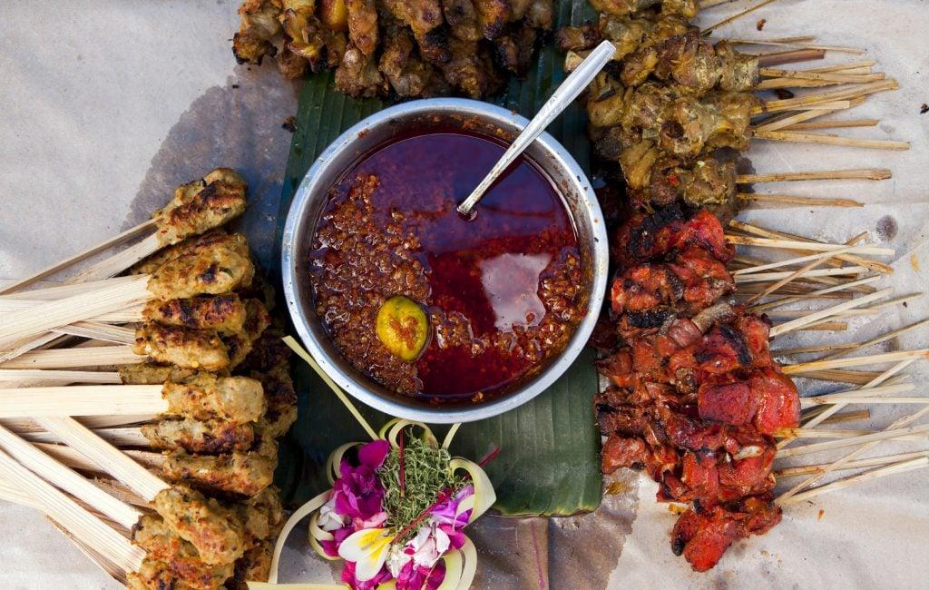 Bali food.