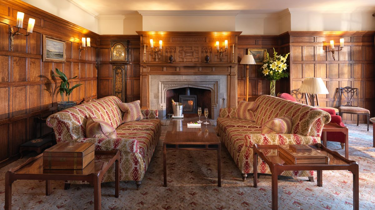 Gidleigh park rooms