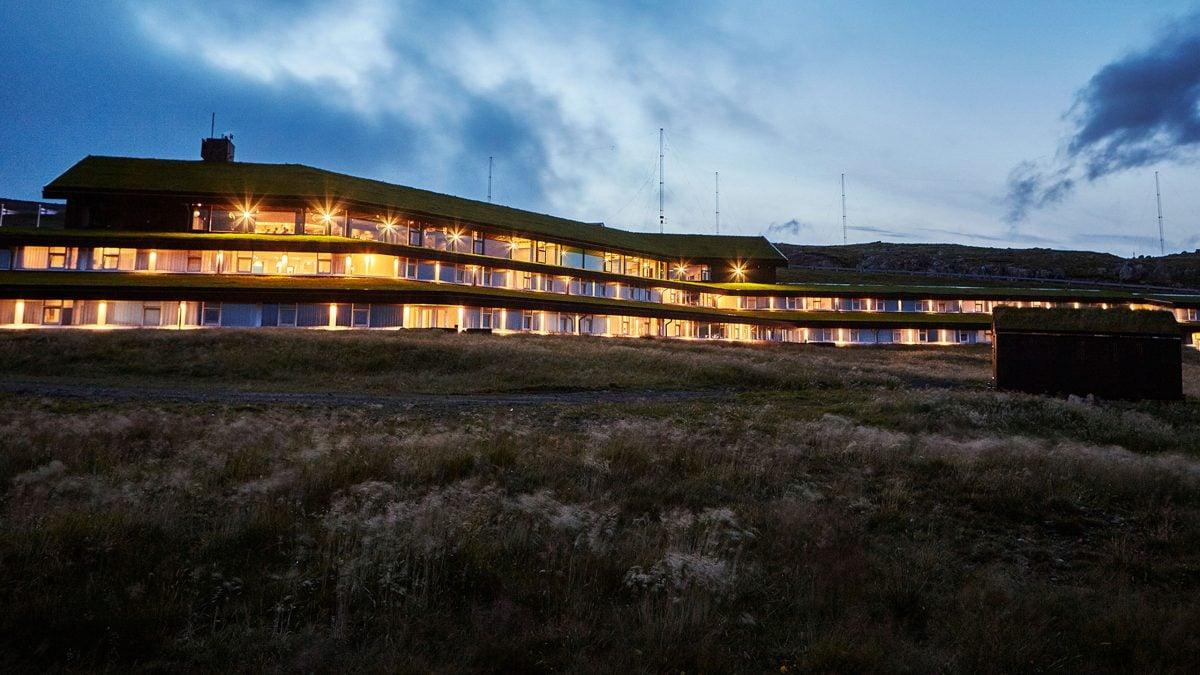 Faroe Islands Luxury Hotel
