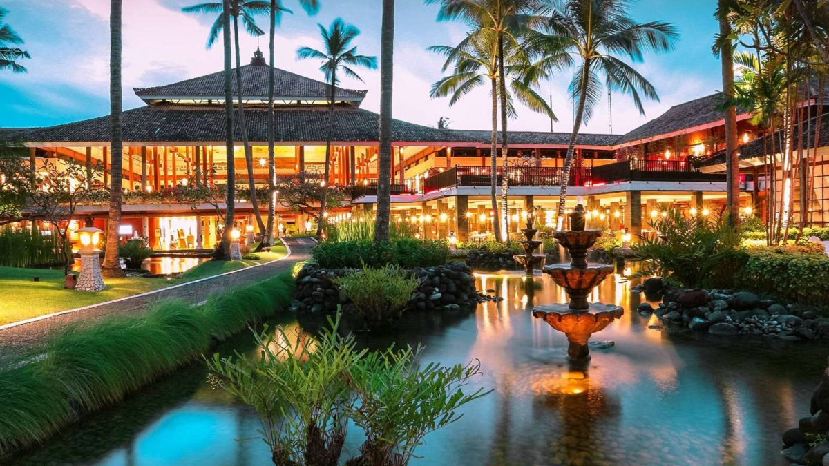 Meli 225 Bali The Garden Villas Luxury Hotel In Nusa Dua