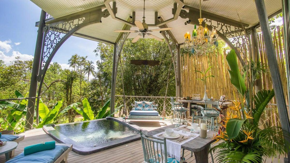Treehouse Villas Koh Yao Luxury Hotel In Koh Yao Noi