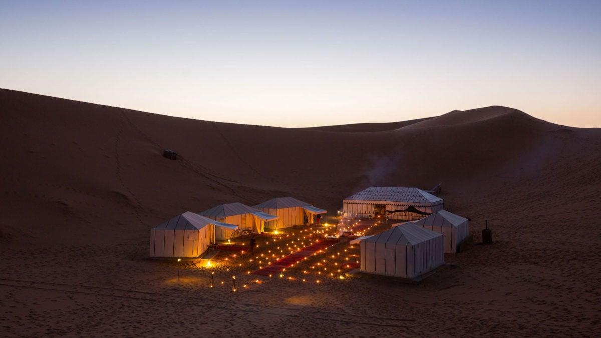 Resultado de imagen para merzouga desert camp