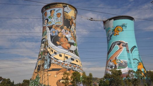 South Africa, Cape Town, Art