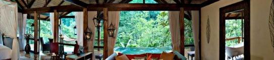 Linda Vista Suite Pacuare Lodge Costa Rica