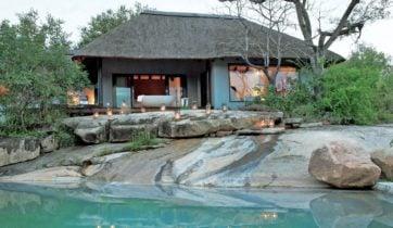 Exterior view, Granite Suites, Sabi Sands, South Africa