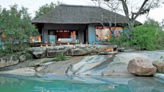 Exterior view, Granite Suites, Sabi Sands, South Africa