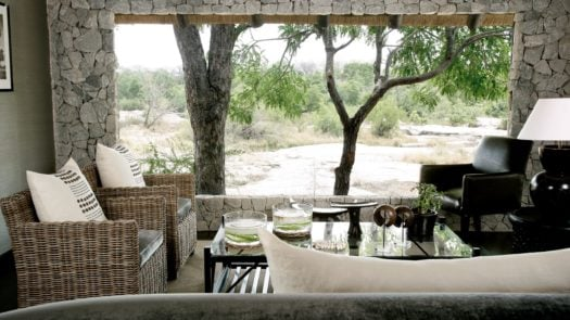 Interior view, Granite Suites, Sabi Sands, South Africa