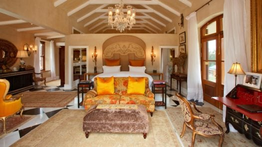 The Maharani Suite, La Residence, The Winelands, South Africa