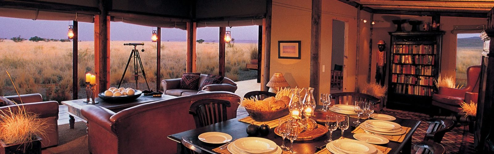 Private Camp Wolwedans Namibrand Nature Reserve Namibia