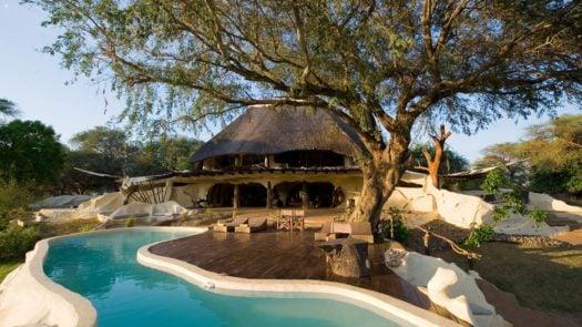 Chongwe River House, Lower Zambezi, Zambia