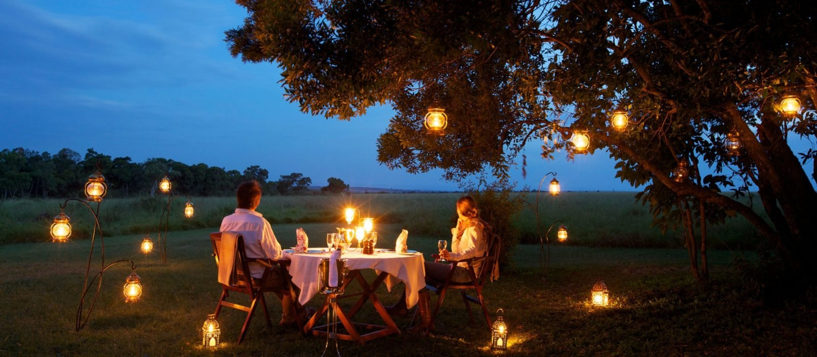Romantic Candlelit Dinner