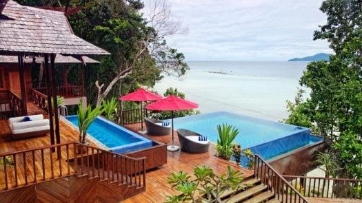 Bunga Raya Resort, Borneo, Kota Kinabalu