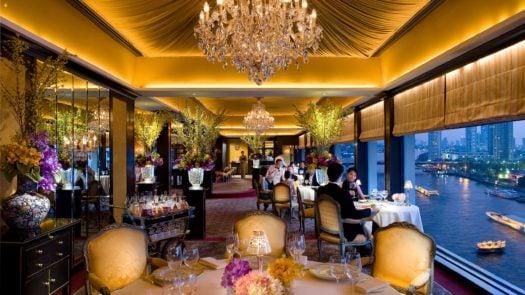 Le Norma Restaurant, Mandarin Oriental, Bangkok, Thailand