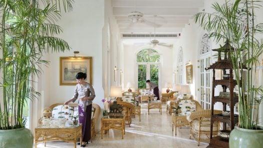 Authors Bar, the Mandarin Oriental, Bangkok, Thailand