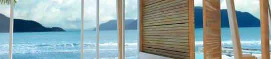 Villa interior, Six Senses Con Dao