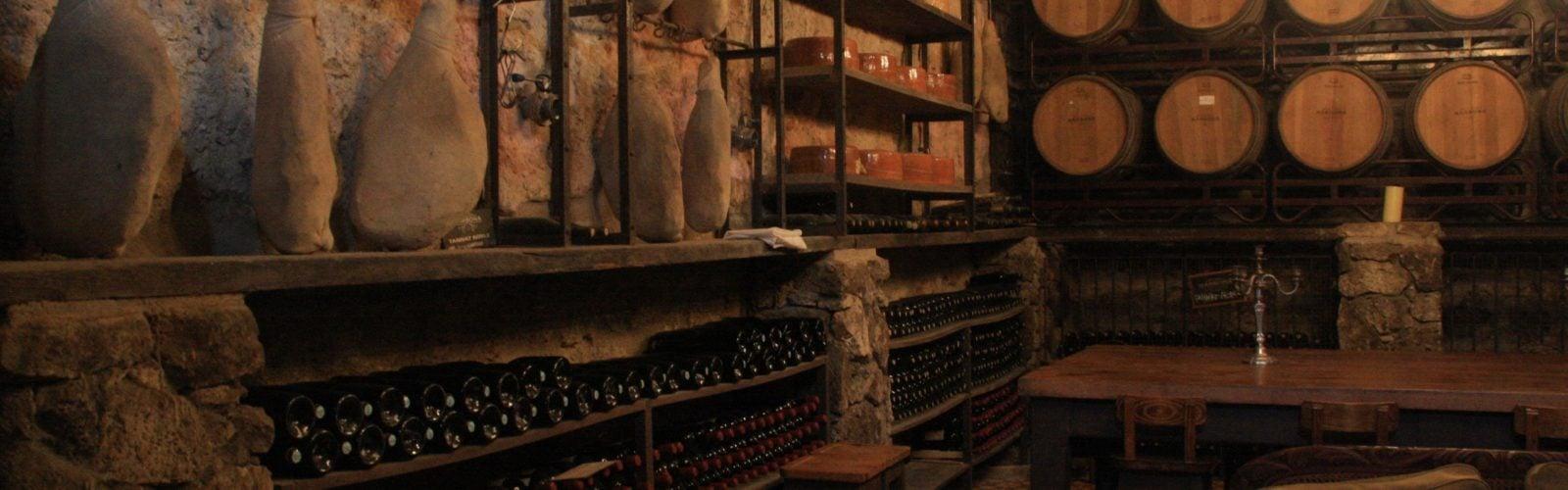 Finca Narbona Wine Cave, Uruguay, Carmelo