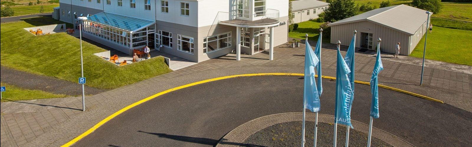 Icelandair Hotel Klaustur Luxury Hotel In Southern