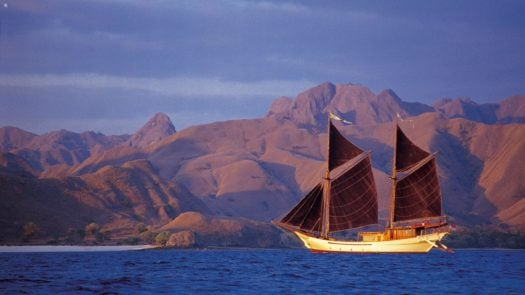 The Silolona, Langkawi to Phuket, Malaysia and Thailand